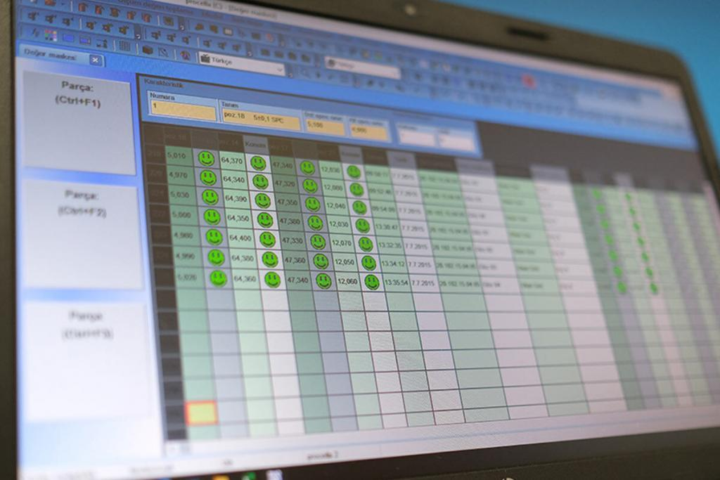 Materials Analysis | Spectrometer